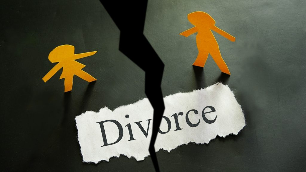 Divort cu copii la Tribunal