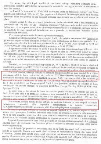 cesiunea contractului de credit