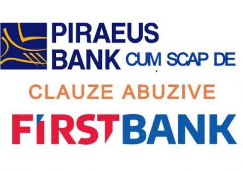 clauze abuzive piraeus bank